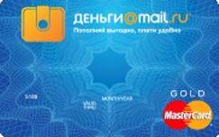 Карта Деньги@mail.ru
